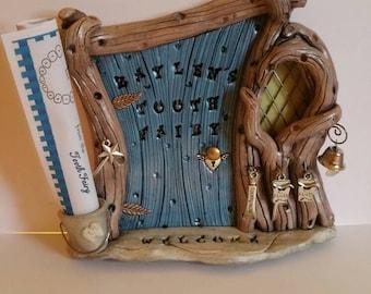 Tooth Fairy Door Personalized Custom