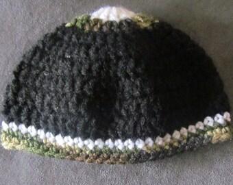 Uniquely Designed Crochet Hat