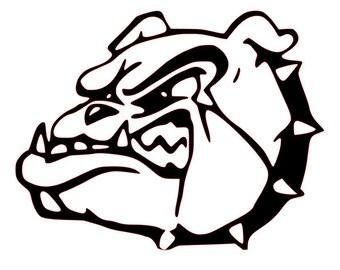 SVG File of Bulldog