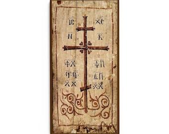 Cross of Christ the Light Icon