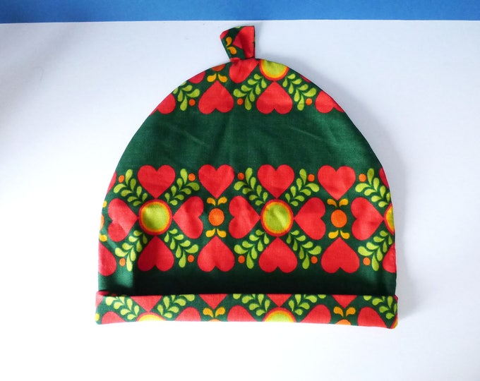 1970's tea cosy  flower power