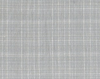Marcus Primo Plaids  Plaid Flannel Grey Gray Tan Off White Cream Cool and Calm Fabric J368-0144 BTY