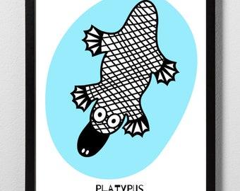 Platypus Digital Print A4