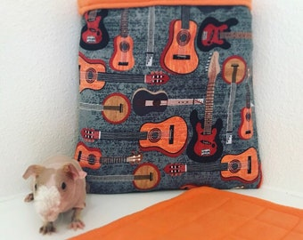 Piggy pocket cuddle sack snuggle pouch for small pets