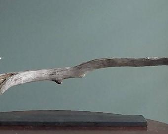 """Driftwood Sculpture """"Reaching"""""""