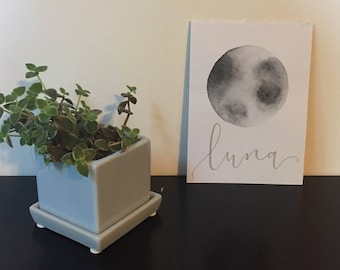 Luna Wall Art