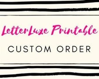 Custom Listing for alb0131 - balance
