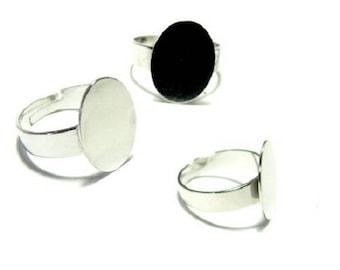 10 rings tray dish 12x17mm, promo
