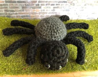 Creepy crawley spider