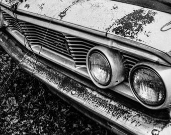 Rusted Galaxie - Guilford, CT
