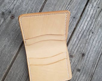 Bi Fold Wallet Pattern, Smal Wallet, Leather Wallet, Purse