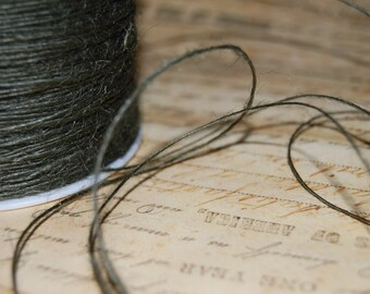 Dark Sage Jute Twine String 1mm