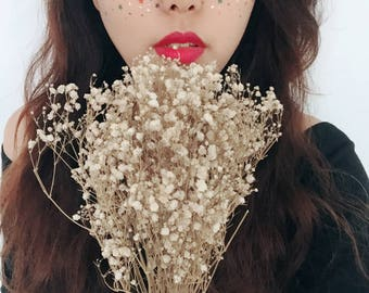 Faux Freckles Face Temporary Tattoos by PAPERSELF
