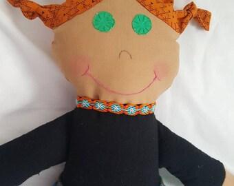 Irish Dancer Doll