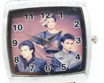Mecano Watch (Ana Torroja, Nacho Cano and José María Cano)