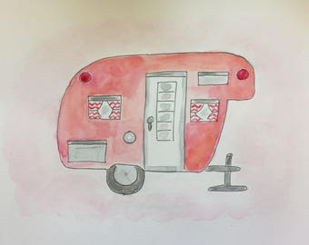 Custom Camper Art