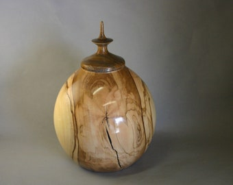 Olive and Mulberry hollow form