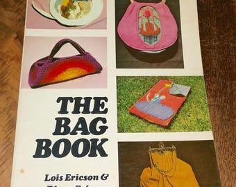 The Bag Book Vintage Paperback Book