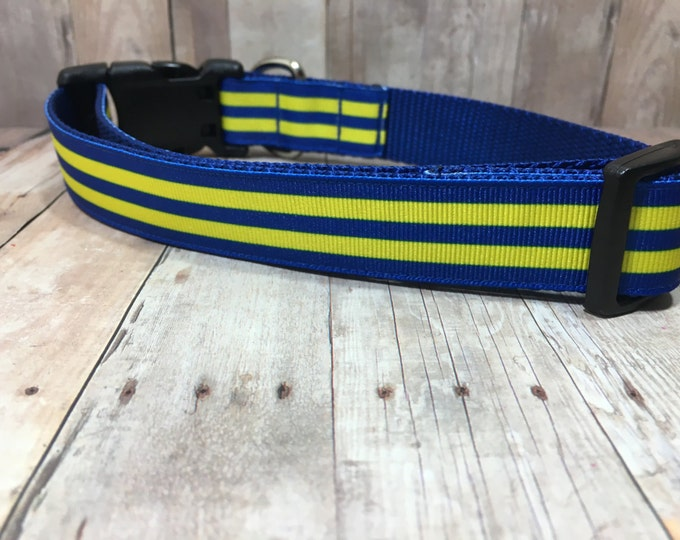 "The Knoxville | Designer 1"" Width Dog Collar 