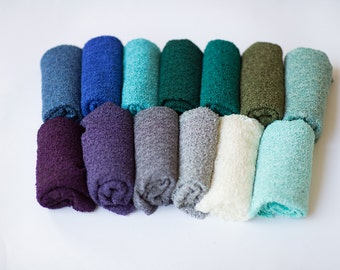 Wraps for newborn photography / photography props newborns baby / super stretchable wrap / newborn swaddle / basket stuffer wraps
