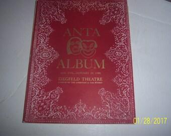 January 29, 1950 Anta Album Ziegfeld Theatre Ray Bulger Wizard of Oz Paper Ephemera