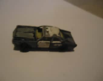 Vintage Zylmex Toys Plymouth Police Car Highway Patrol, Made In Hong Kong , collectable