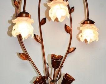 Art Nouveau Lamp Handmade # 6