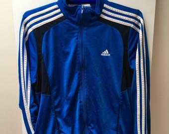 Mixed vintage Adidas jacket