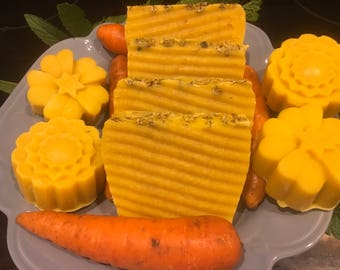Sweet Carrot Soap