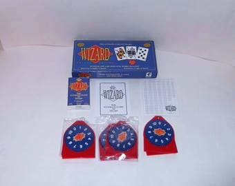1997 Wizard Deluxe Edition Card Game Complete Game of Trump