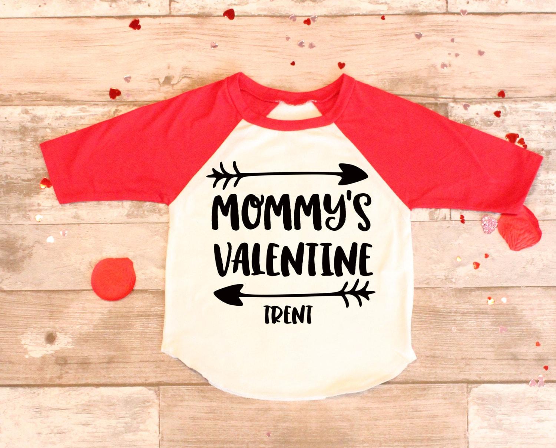 zoom - Boys Valentines Shirt