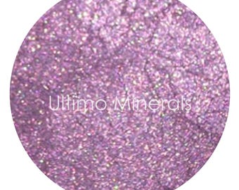 Ultimo Minerals JACKPOT PARTY Purple Eye Shimmer - Natural Mica Infused Eye Pigment - All Natural: Chemical & Gluten Free - FREE Shipping!!