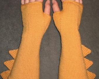 Pattern, Batgirl gloves
