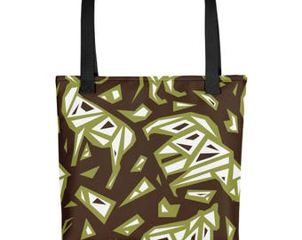 Mountain Spirit Animals Tote bag - Bear - Elk - Cougar - Hunting