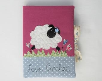 Crochet Project Notebook (A5)