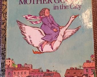 A Little Golden Book Mother Goose
