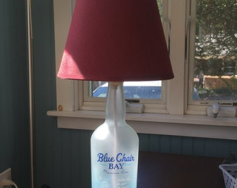 Kenny Chesneyu0027s Blue Chair Bay White Rum Lamp