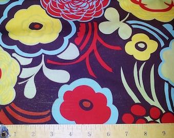 Alexander Henry Fabric Mocca Floral