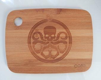 Hydra Bamboo Cutting Board-Small