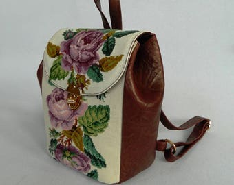 """Backpack small """"rose"""""""