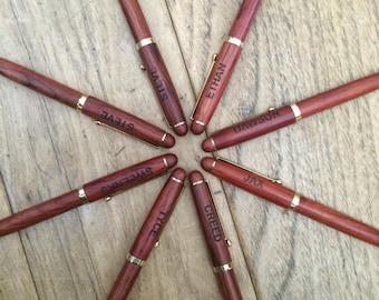 Engraved Pen, Groomsmen Gift Ideas, Pens, Groomsman Gift, Groom Gift, Ring Bearer Gift, Wedding Gift, Fathers Day Gift, Teacher Gifts, Pen