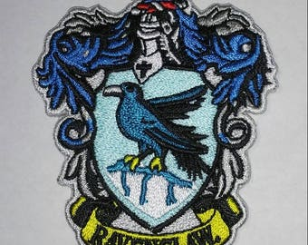 FREE Shipping**** Harry Potter Ravenclaw Patch (House of Hogwarts) - NEW!!!
