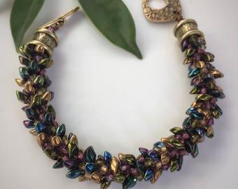 Kumihimo Bracelet, Braided Bracelet