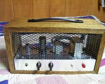 guitar amp head tube type