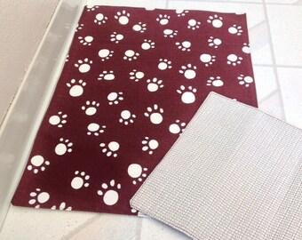 Pet placemat,  food mat, non-slip, washable