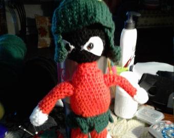 Marvin the Martian  figurine