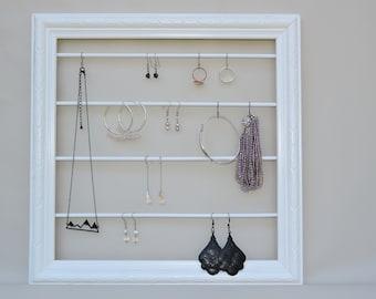 vintage jewelry organizer I antique picture holder I