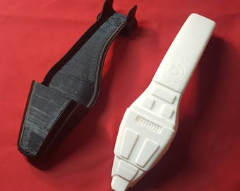3D printed Star Trek Phaser with Holster Kit