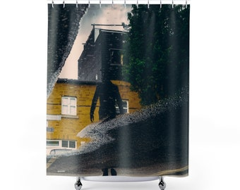 Shower Curtain  London United Kingdom