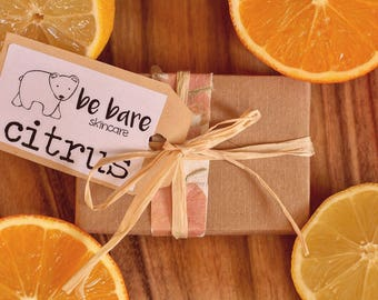 Citrus Goats Milk Soap